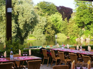 Le jardin de l 39 orangerie restaurant de cuisine - Restaurant jardin de l orangerie strasbourg ...