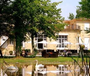 Restaurant - La Réserve au Pavillon du Château Raba