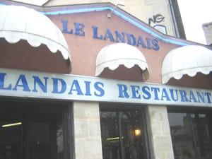 Le landais restaurant de cuisine traditionnelle talence for Restaurant talence