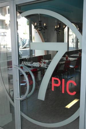Restaurant - 7 par Anne-Sophie Pic