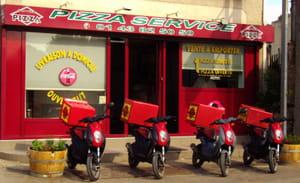 Multisillan Pizza Service