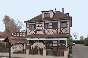 ce cher hans restaurant de cuisine traditionnelle vendenheim avec l 39 internaute. Black Bedroom Furniture Sets. Home Design Ideas