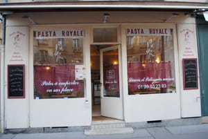 Restaurant - Pasta Royale
