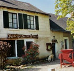 Restaurant - Auberge de Saint Fiacre