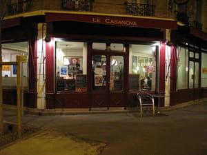 Restaurant casanova vitry