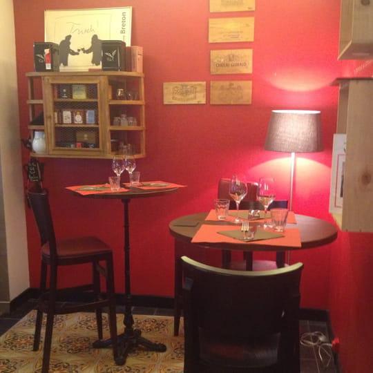 le p 39 tit rouquin restaurant de cuisine traditionnelle niort avec l 39 internaute. Black Bedroom Furniture Sets. Home Design Ideas