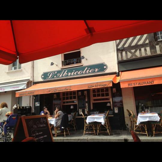 L 39 abricotier restaurant de cuisine traditionnelle for L internaute cuisiner