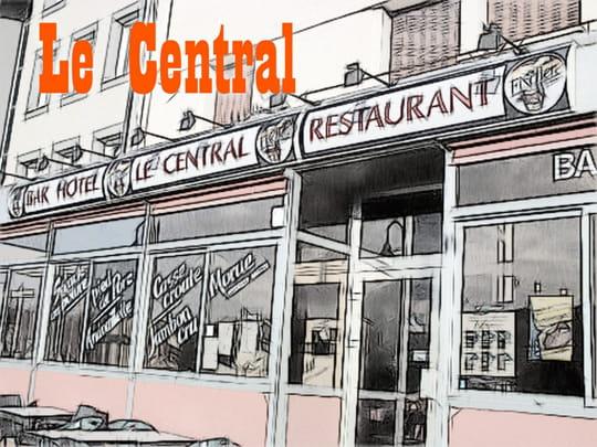 le central restaurant de cuisine traditionnelle clermont ferrand avec l 39 internaute. Black Bedroom Furniture Sets. Home Design Ideas