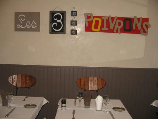 Les 3 poivrons restaurant proven al salon de provence avec l 39 internaute - Banque de france salon de provence ...