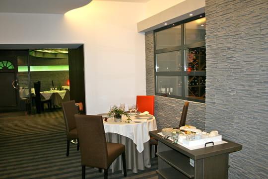 la table d 39 antoine restaurant de cuisine moderne vichy avec l 39 internaute. Black Bedroom Furniture Sets. Home Design Ideas