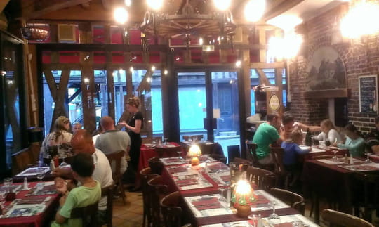 Le grill saint jean restaurant de cuisine traditionnelle for Salon gastronomie troyes