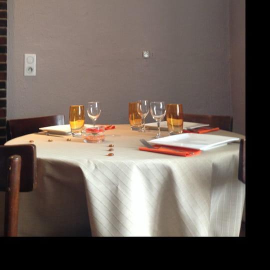 le lapin maigre restaurant de cuisine traditionnelle lanneray avec l 39 internaute. Black Bedroom Furniture Sets. Home Design Ideas