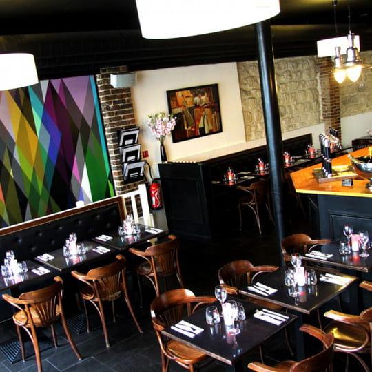 arlequin caf restaurant de cuisine traditionnelle paris avec l 39 internaute. Black Bedroom Furniture Sets. Home Design Ideas