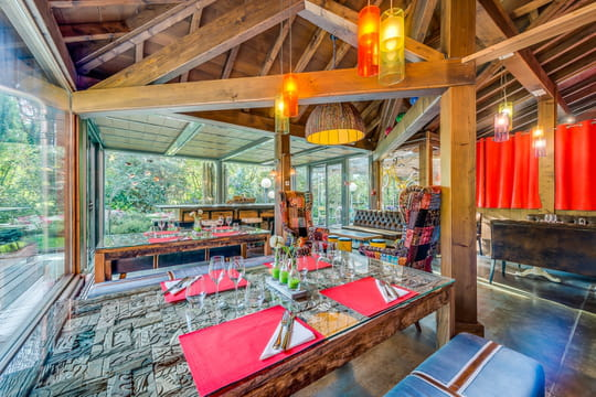La maison rouge restaurant savoyard chambery avec l for Restaurant la maison rouge chambery