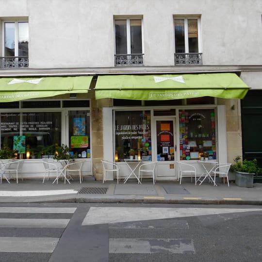 Le jardin des p tes restaurant italien paris avec l for Restaurant le jardin italien