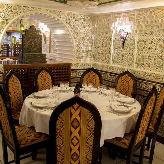 Maroc en yvelines restaurant marocain bougival avec l for Restaurant bougival
