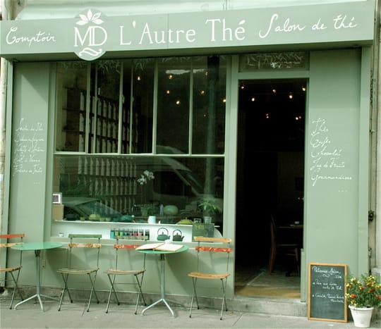 L 39 autre th salon de th paris avec l 39 internaute for L autre salon de the toulouse