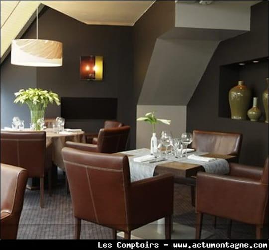 Les comptoirs restaurant de cuisine moderne chambery - Les comptoirs du bricolage ...