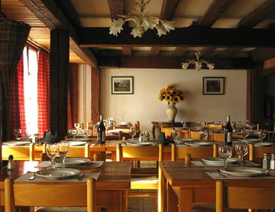 auberge des erables restaurant de cuisine traditionnelle la pesse avec l 39 internaute. Black Bedroom Furniture Sets. Home Design Ideas
