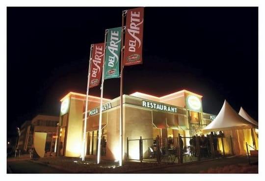 restaurant italien del arte restaurant italien cholet avec l 39 internaute. Black Bedroom Furniture Sets. Home Design Ideas
