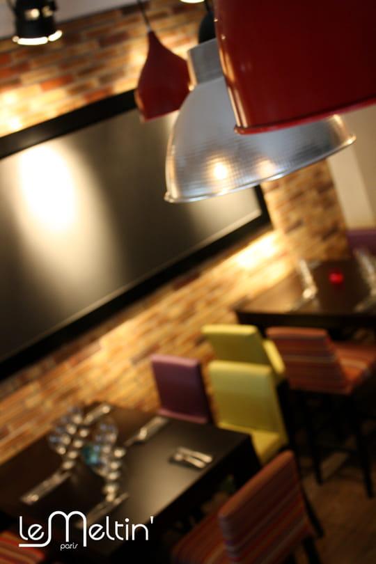 le meltin 39 restaurant de cuisine moderne paris avec l 39 internaute. Black Bedroom Furniture Sets. Home Design Ideas