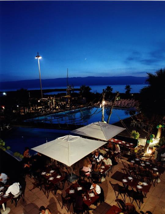 Salle Restaurant Sport Beach Marseille