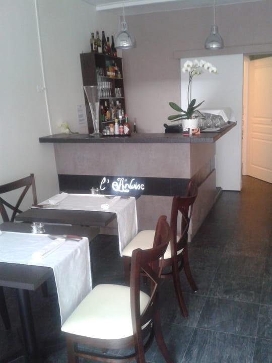 l 39 ardoise restaurant de cuisine moderne pau avec l 39 internaute. Black Bedroom Furniture Sets. Home Design Ideas