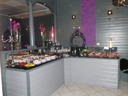 la pierrade restaurant de cuisine moderne le havre avec l 39 internaute. Black Bedroom Furniture Sets. Home Design Ideas