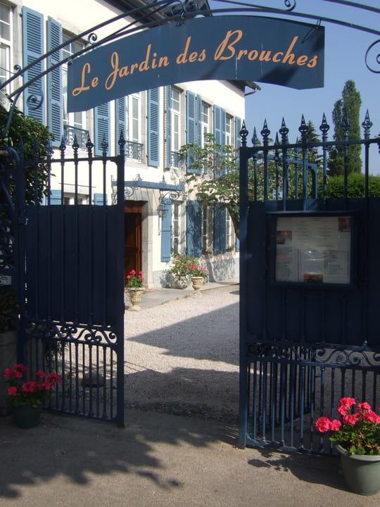 Le jardin des brouches photo 3 for Restaurant le jardin domont
