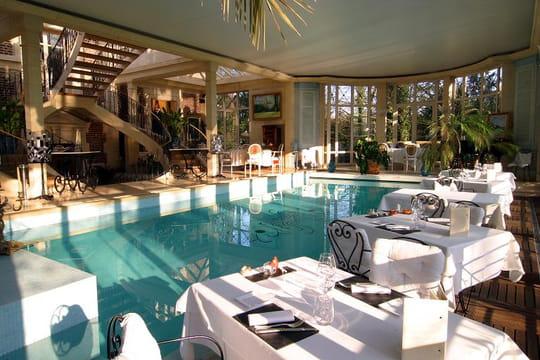 les jardins d 39 epicure h tel restaurant gastronomique le restaurant gastronomique. Black Bedroom Furniture Sets. Home Design Ideas