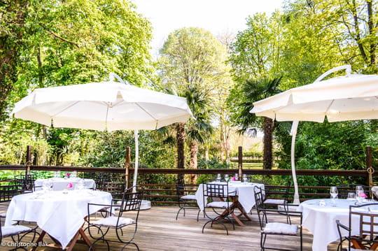 les jardins d 39 epicure h tel restaurant gastronomique la terrasse d 39 t. Black Bedroom Furniture Sets. Home Design Ideas