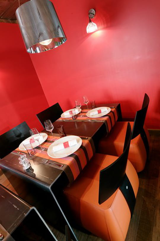 La maison rouge alt dia lodge h tel la v randa for Restaurant la maison rouge chambery