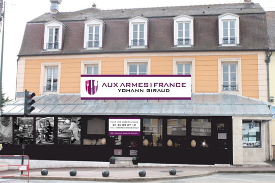 Les Armes De France Restaurant Corbeil Essonnes