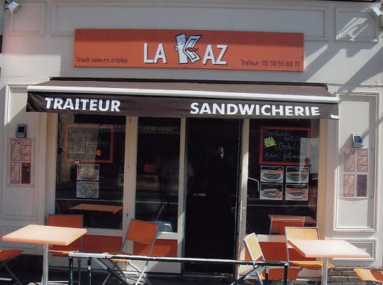 la kaz restaurant antillais bayonne avec l 39 internaute. Black Bedroom Furniture Sets. Home Design Ideas