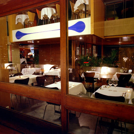 Restaurant - Le Ventre de l'Architecte