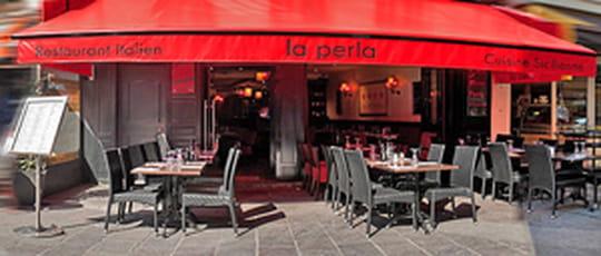 Restaurant - La Perla