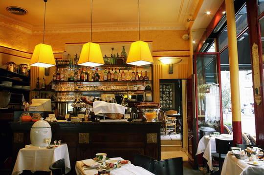 Restaurant - Le Comptoir du Relais