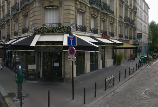 Le Plan Du Cantal Restaurant Paris