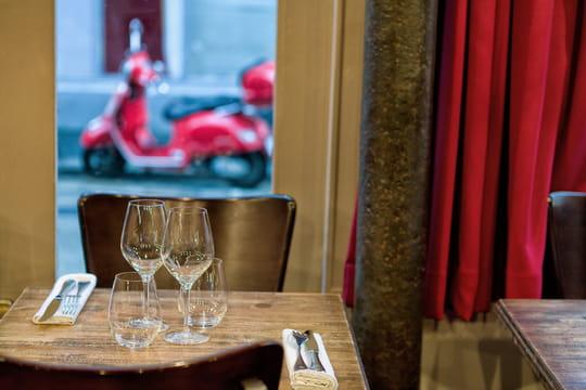 restaurant le cornichon photo 3. Black Bedroom Furniture Sets. Home Design Ideas