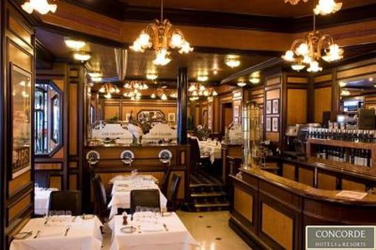 terminus caf h tel concorde saint lazare photo 1. Black Bedroom Furniture Sets. Home Design Ideas