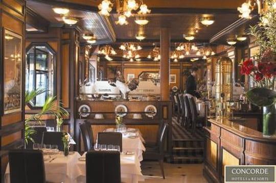 terminus caf h tel concorde saint lazare cafe terminus. Black Bedroom Furniture Sets. Home Design Ideas
