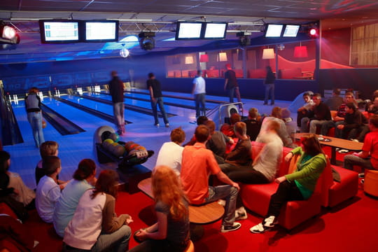 Le carr saint martin bowling - Le carre saint martin ...