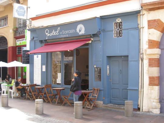 Restaurant - Crêperie Pastel et Sarrasin