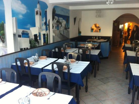 Le sidi bou sa d restaurant nord africain niort avec l for Sidi bou said restaurant