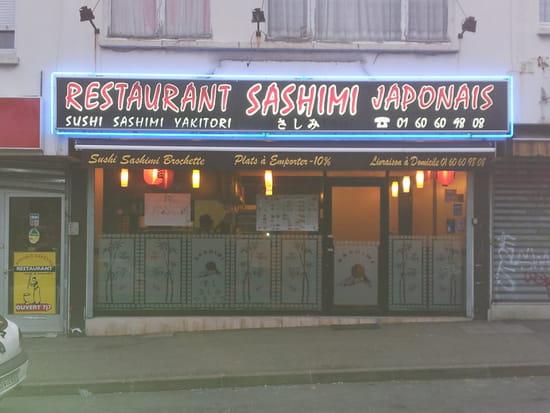 Sashimi restaurant japonais sushi combs la ville avec - Restaurant japonais cuisine devant vous ...
