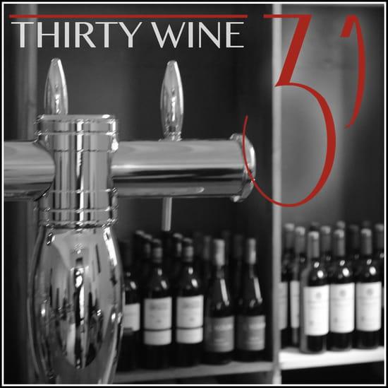 thirty wine bar vin montpellier avec l 39 internaute. Black Bedroom Furniture Sets. Home Design Ideas