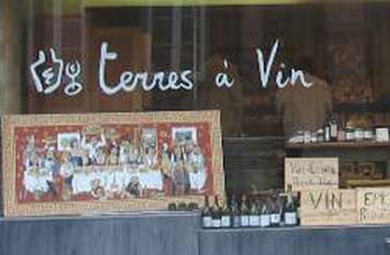 terres vin des villes bar vin strasbourg avec l 39 internaute. Black Bedroom Furniture Sets. Home Design Ideas