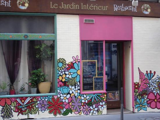 Le jardin interieur restaurant bio lyon avec l 39 internaute for Jardin interieur lyon