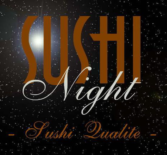 sushi night restaurant japonais pantin avec l 39 internaute. Black Bedroom Furniture Sets. Home Design Ideas