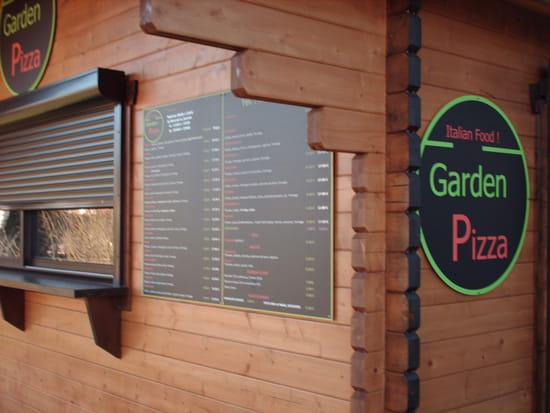 Garden pizza restaurant m diterran en pulnoy avec l - Bon de reduction alice garden ...